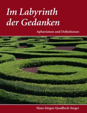 Im Labyrinth der Gedanken von Quadbeck-Seeger,  Hans-Jürgen