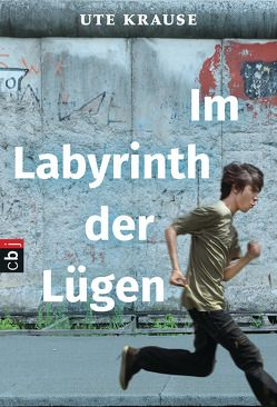 Im Labyrinth der Lügen von Krause,  Ute