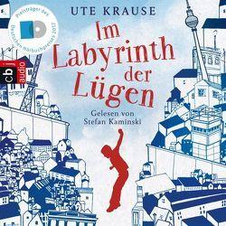 Im Labyrinth der Lügen von Kaminski,  Stefan, Krause,  Ute