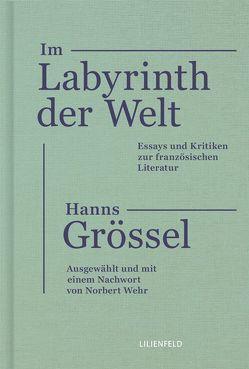 Im Labyrinth der Welt von Groessel,  Hanns, Wehr,  Norbert