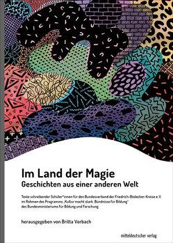 Im Land der Magie von Vorbach,  Britta