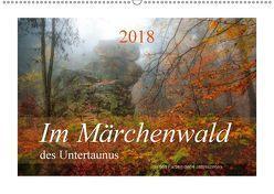 Im Märchenwald des Untertaunus (Wandkalender 2018 DIN A2 quer) von Rut Brè Designs,  Ana
