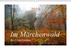 Im Märchenwald des Untertaunus (Wandkalender 2019 DIN A3 quer) von Rut Brè Designs,  Ana