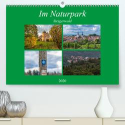Im Naturpark Steigerwald (Premium, hochwertiger DIN A2 Wandkalender 2020, Kunstdruck in Hochglanz) von Will,  Hans