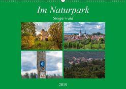 Im Naturpark Steigerwald (Wandkalender 2019 DIN A2 quer) von Will,  Hans
