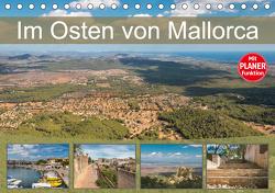 Im Osten von Mallorca (Tischkalender 2021 DIN A5 quer) von Rasche,  Marlen
