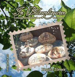 Im Philosophiegarten von Zörner,  Birgitta