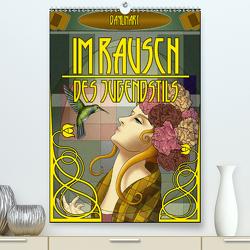Im Rausch des Jugendstils (Premium, hochwertiger DIN A2 Wandkalender 2020, Kunstdruck in Hochglanz) von Repp,  Irene
