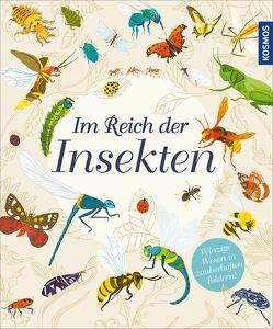 Im Reich der Insekten von Brooks,  Susie, Cooper,  Dawn