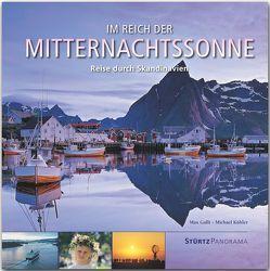 Im Reich der Mitternachtssonne – Reise durch Skandinavien von Galli,  Max, Kühler,  Michael
