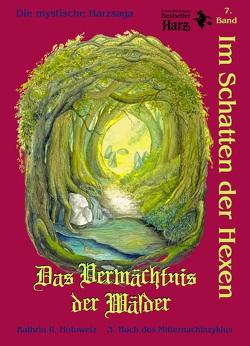 Im Schatten der Hexen von Hotowetz,  Kathrin R., Packebusch,  Katrin