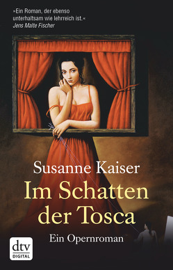 Im Schatten der Tosca von Kaiser,  Susanne