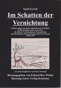 Im Schatten der Vernichtung von Strompf,  Klara, Wiehn,  Erhard Roy, Yosef,  Govrin