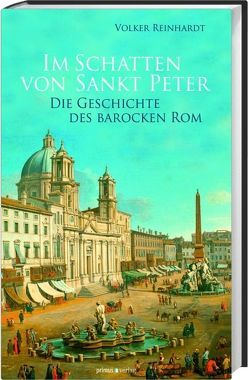 Im Schatten von Sankt Peter von Reinhardt,  Volker