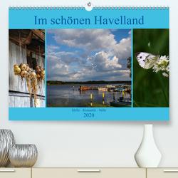 Im schönen Havelland (Premium, hochwertiger DIN A2 Wandkalender 2020, Kunstdruck in Hochglanz) von Dürr,  Brigitte