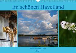 Im schönen Havelland (Wandkalender 2021 DIN A3 quer) von Dürr,  Brigitte