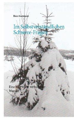 Im Selbstverständlichen Schwere-Fragen von Stoevesandt,  Klaus