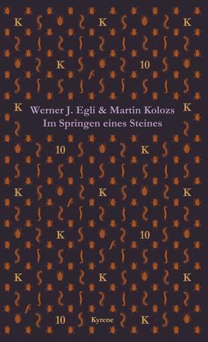 Im Springen eines Steines von Egli,  Werner J., Kolozs,  Martin
