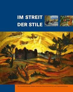 Im Streit der Stile – Die Künstlerkolonie Nidden zwischen Impressionismus und Expressionismus von Barfod,  Jörn, Mähnert,  Joachim
