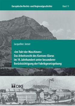 Im Takt der Maschinen von Janser,  Jaqueline