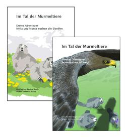 Im Tal der Murmeltiere Band I und II von Koch,  Regine, Stängl,  Stefanie