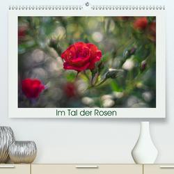 Im Tal der Rosen (Premium, hochwertiger DIN A2 Wandkalender 2020, Kunstdruck in Hochglanz) von Scheurer,  Monika