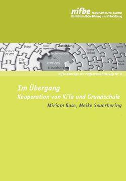 Im Übergang von Buse,  Miriam, Sauerhering,  Meike