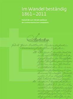 Im Wandel beständig 1861–2011 von Merki,  Christoph Maria
