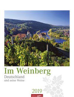 Im Weinberg – Kalender 2019 von Weingarten