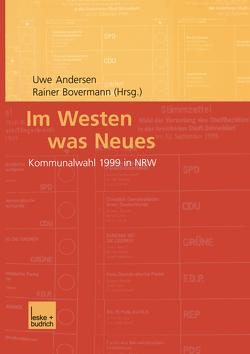 Im Westen was Neues von Andersen,  Uwe, Bovermann,  Rainer
