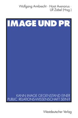 Image und PR von Armbrecht,  Wolfgang