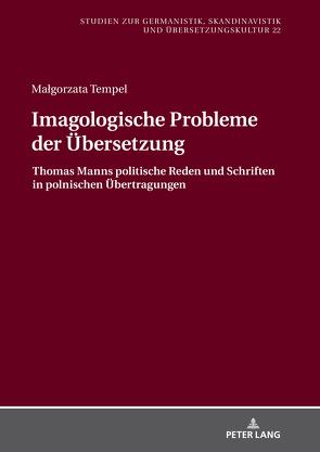 Imagologische Probleme der Übersetzung von Tempel,  Malgorzata