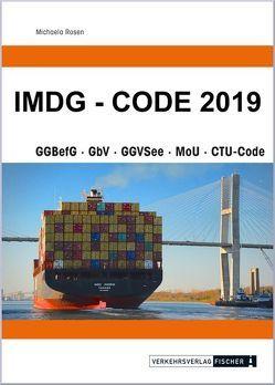 IMDG Code 2019 von Rosen,  Michaela