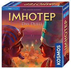 Imhotep – Das Duell von Walker-Harding,  Phil