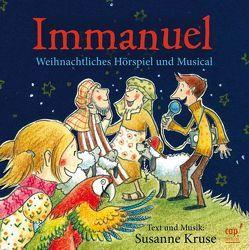 Immanuel (Weihnachtsmuscial) (CD) von Kruse,  Susanne