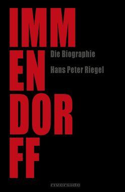 IMMENDORFF von Riegel,  Hans-Peter