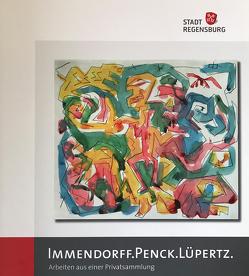 Immendorff.Penck.Lübertz von Stadt Regensburg,  Museen