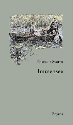 Immensee von Eversberg,  Gerd, Storm,  Theodor