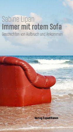 Immer mit rotem Sofa von Lipan,  Sabine