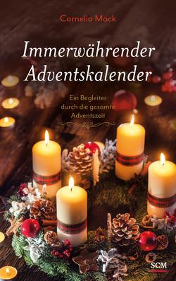 Immerwährender Adventskalender von Mack,  Cornelia