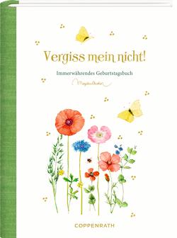Immerwährender Geburtstagskalender von Bastin,  Marjolein