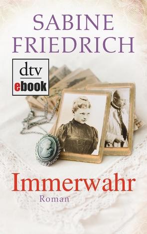 Immerwahr von Friedrich,  Sabine