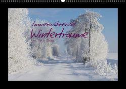 Immerwährende Winterträume von Tanja Riedel (Wandkalender immerwährend DIN A2 quer) von N.,  N.