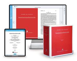 Immissionsschutzrecht – Print + Digital von Boisserée,  Klaus, Denkhaus,  Wolf-Christian, Hansmann,  Klaus, Oels,  Franz