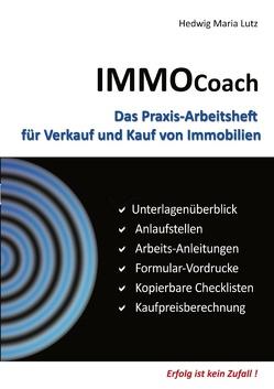 IMMO Coach von Lutz,  Hedwig Maria