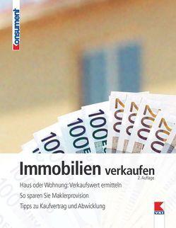 Immobilien verkaufen von Bruckner,  Erwin, Gruber,  Martin, Verein für Konsumenteninformation