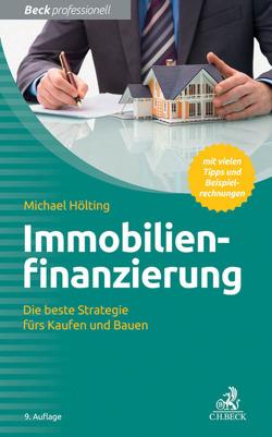 Immobilienfinanzierung von Hölting,  Michael