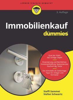 Immobilienkauf für Dummies von Sammet,  Steffi, Schwartz,  Stefan