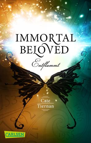Immortal Beloved – Entflammt von Tiernan,  Cate, Wiemken,  Simone