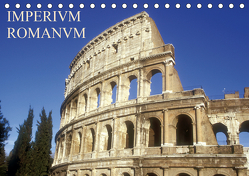 Imperium Romanum (Tischkalender 2020 DIN A5 quer) von Bildarchiv,  Geotop